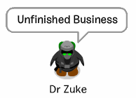 Zuke Swat Penguin