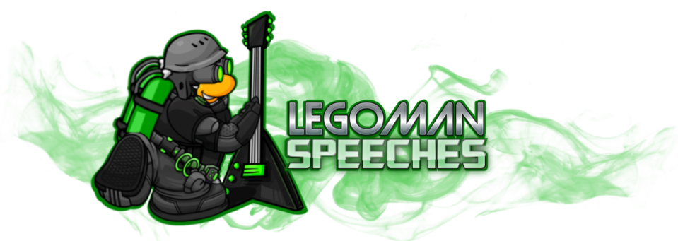 This image has an empty alt attribute; its file name is legomanspeech-1.png